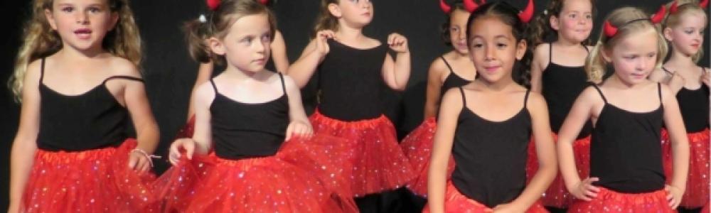 Danse Moderne Enfant 3-9ans et +