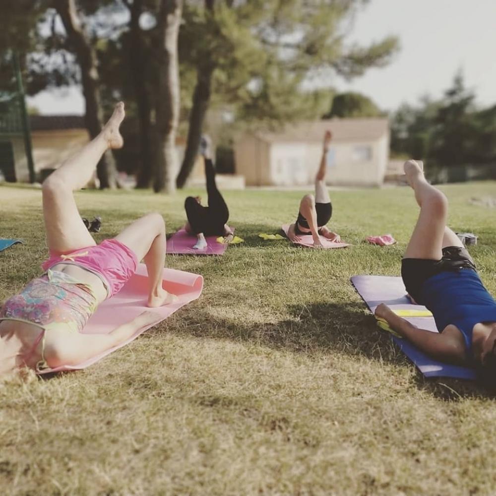 Cours de Pilates - Trimestre (ou Année)