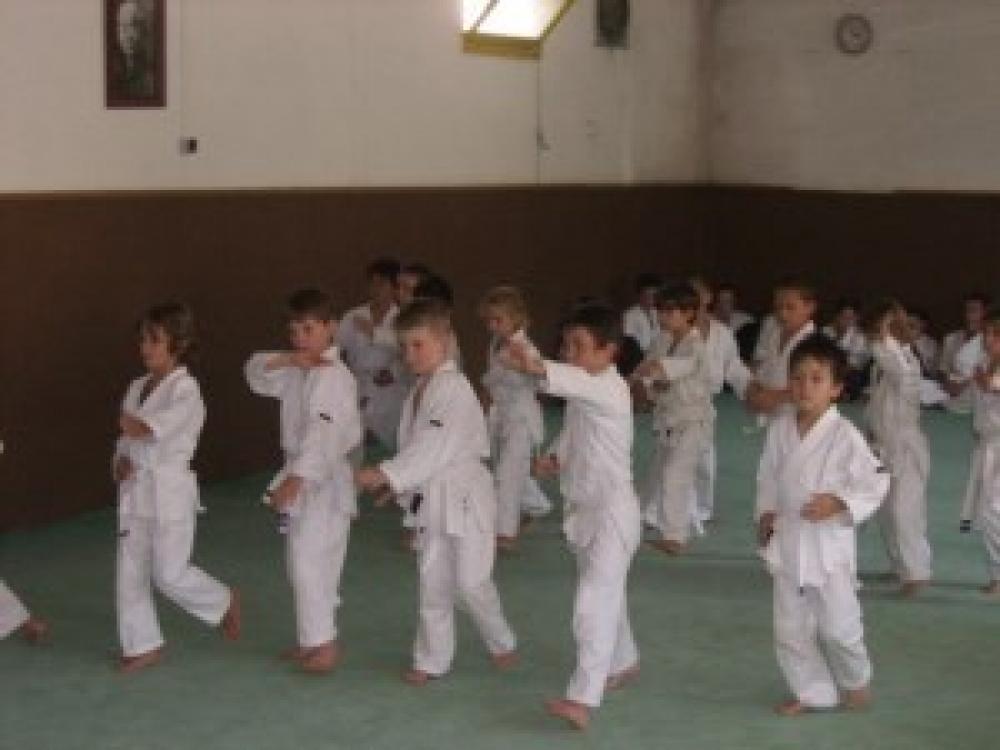 Initiation arts martiaux  +4 ans