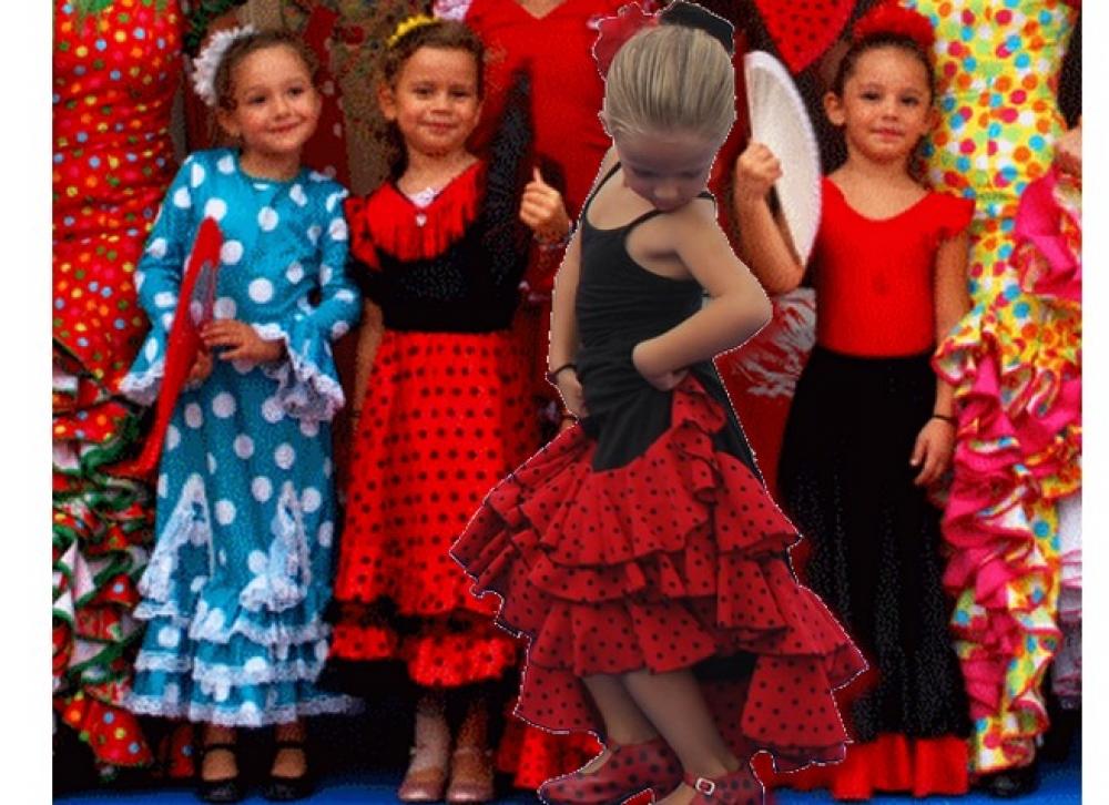 Cours de Flamenco 4-12ans