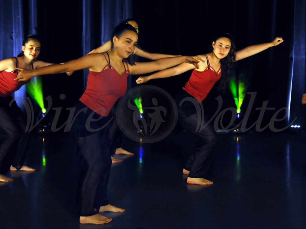 Danse Moderne - Ados