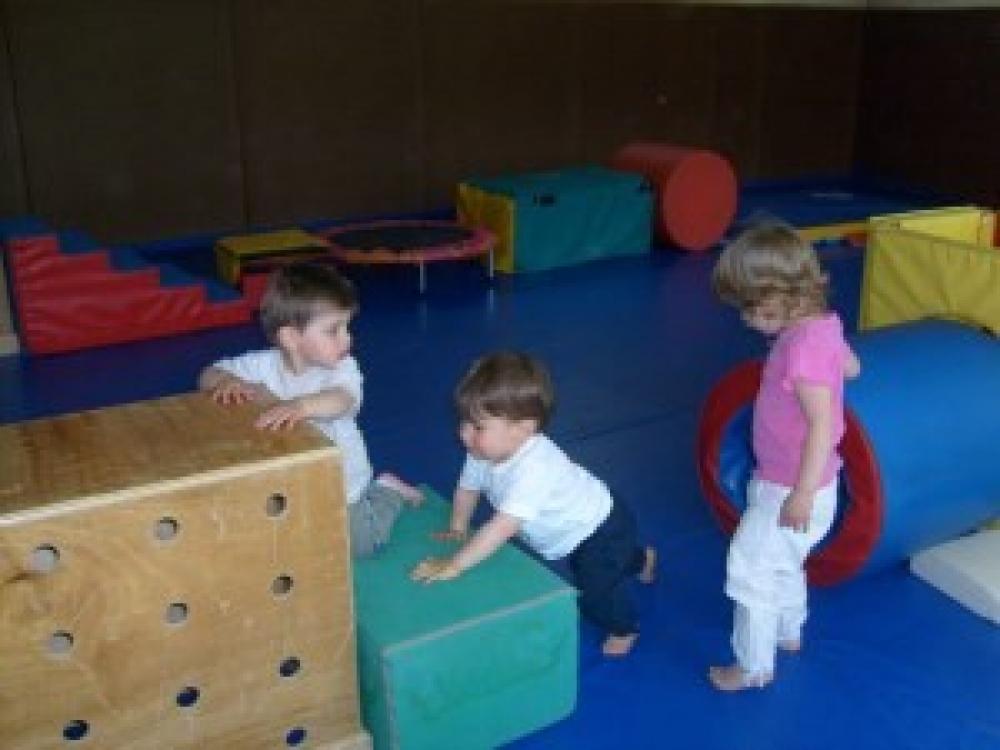 Eveil multi-sports enfant 3-5 ans +