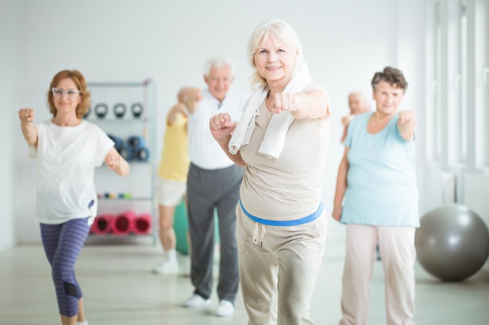 Gym Senior - Maintien en Forme, en Musique, Postural ou Tonique