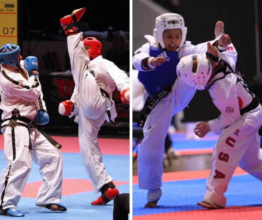 Taekwondo-contact Enfant/Adultes