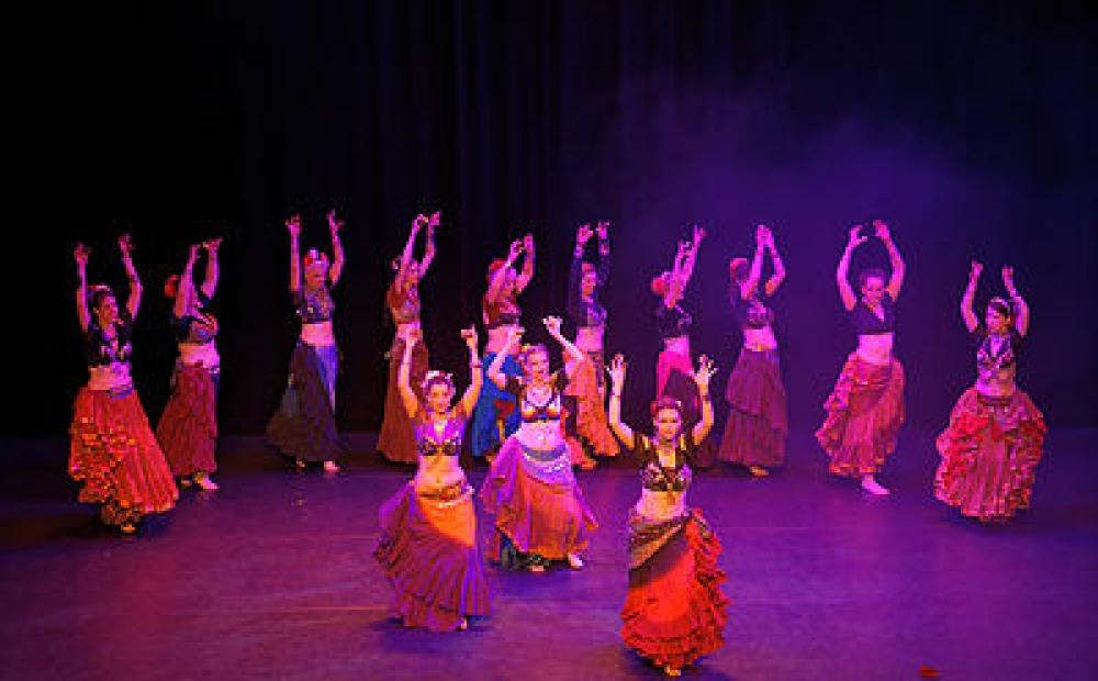 Danse orientale tribale American Tribal Style (ATS®)