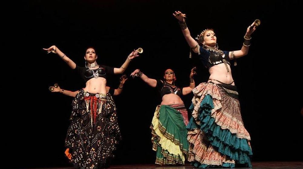 Danse Orientale Tribal Fusion