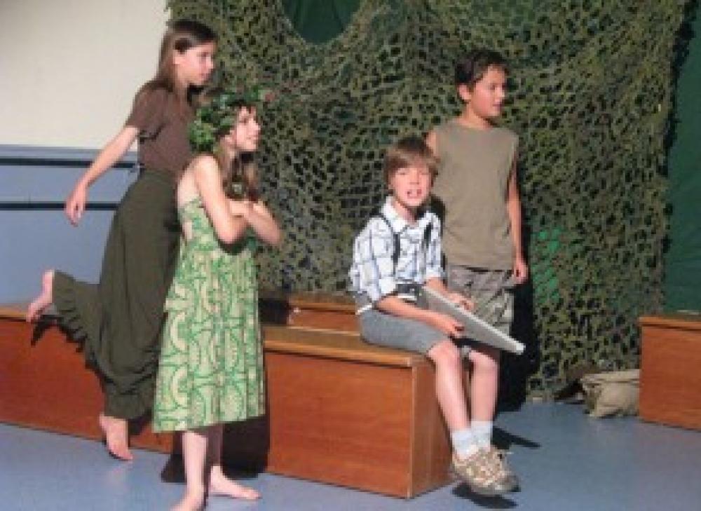 Théâtre + 8 ans