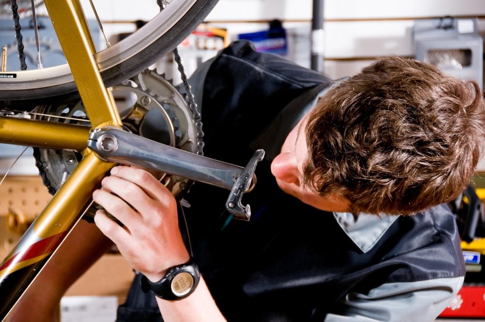 Apprentissage Mécanique Vélo