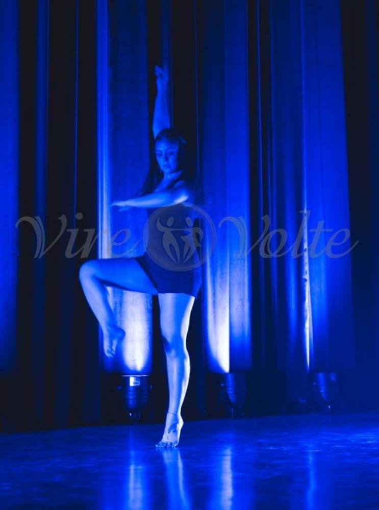 Danse solo: Moderne, Cabaret, Latines