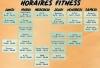 Cours de Fitness - (Trimestre 1 séance/semaine - EXTRA possible)