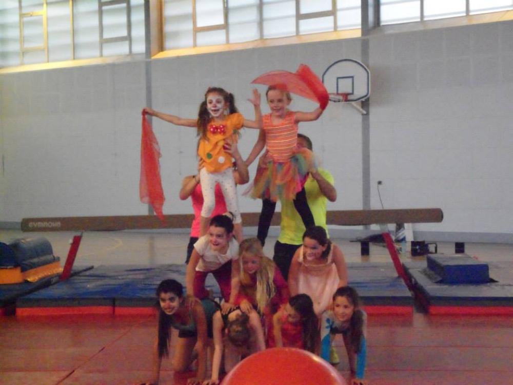 Stage muti-sports et éveil musical 4-6 ans