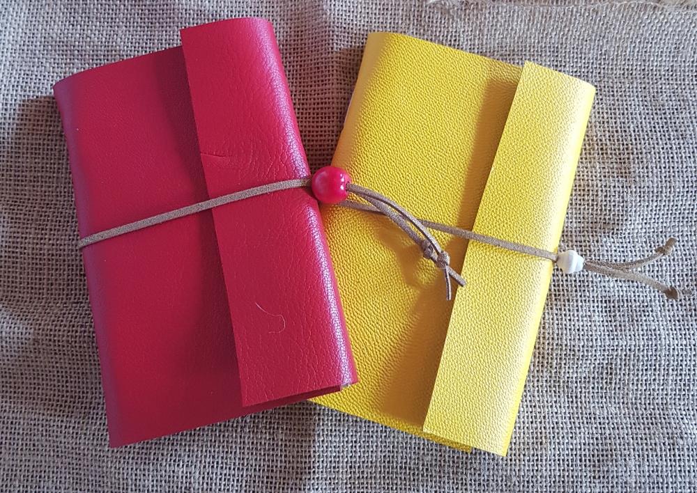Créer son carnet /Agenda en Cuir