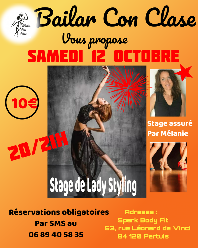 Stage de Lady Styling