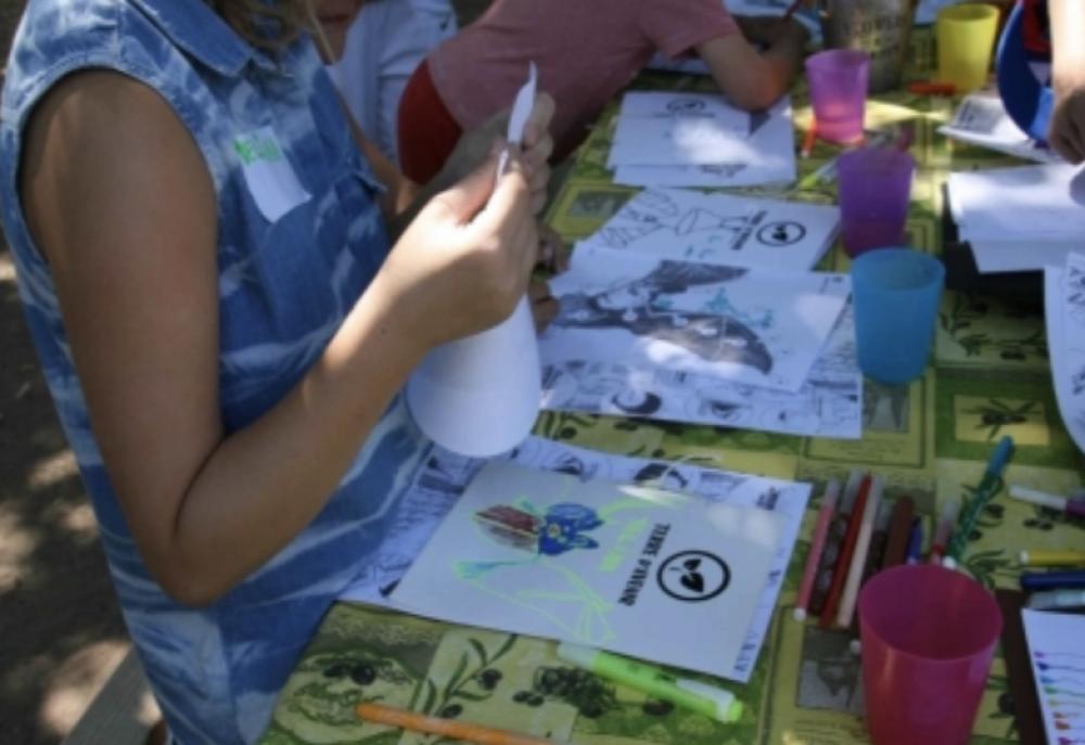 Ateliers Nature Enfants 6 à 12 ans