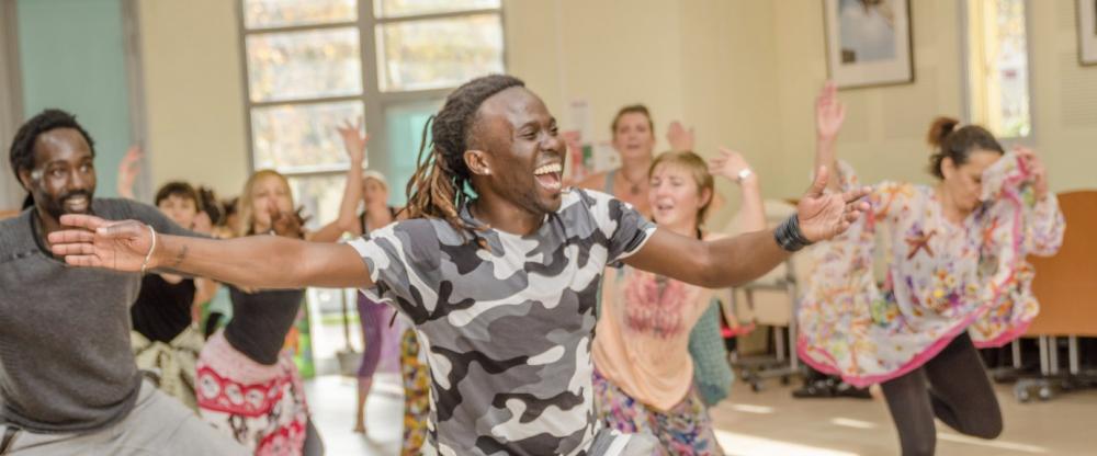Cours de danse africaine Trimestre