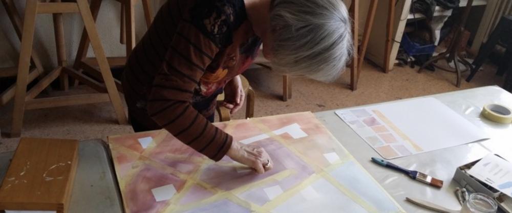 8 séances d'ateliers créatifs sans modèle vivant