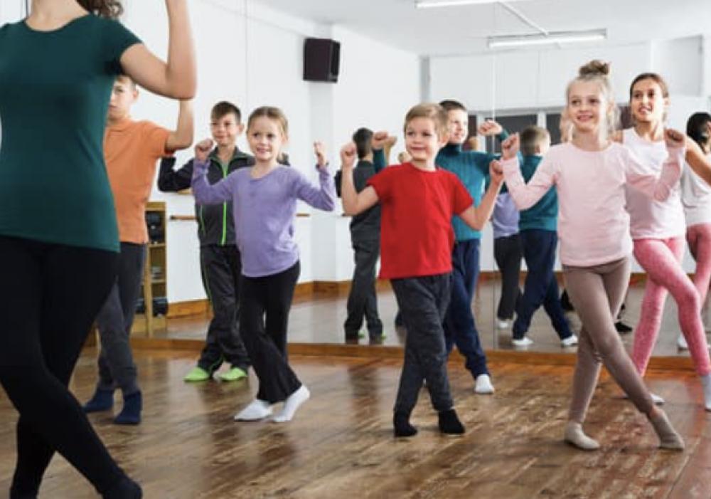 Cours Danse Contemporaine 5-6 ans et 7-9ans - Trimestre