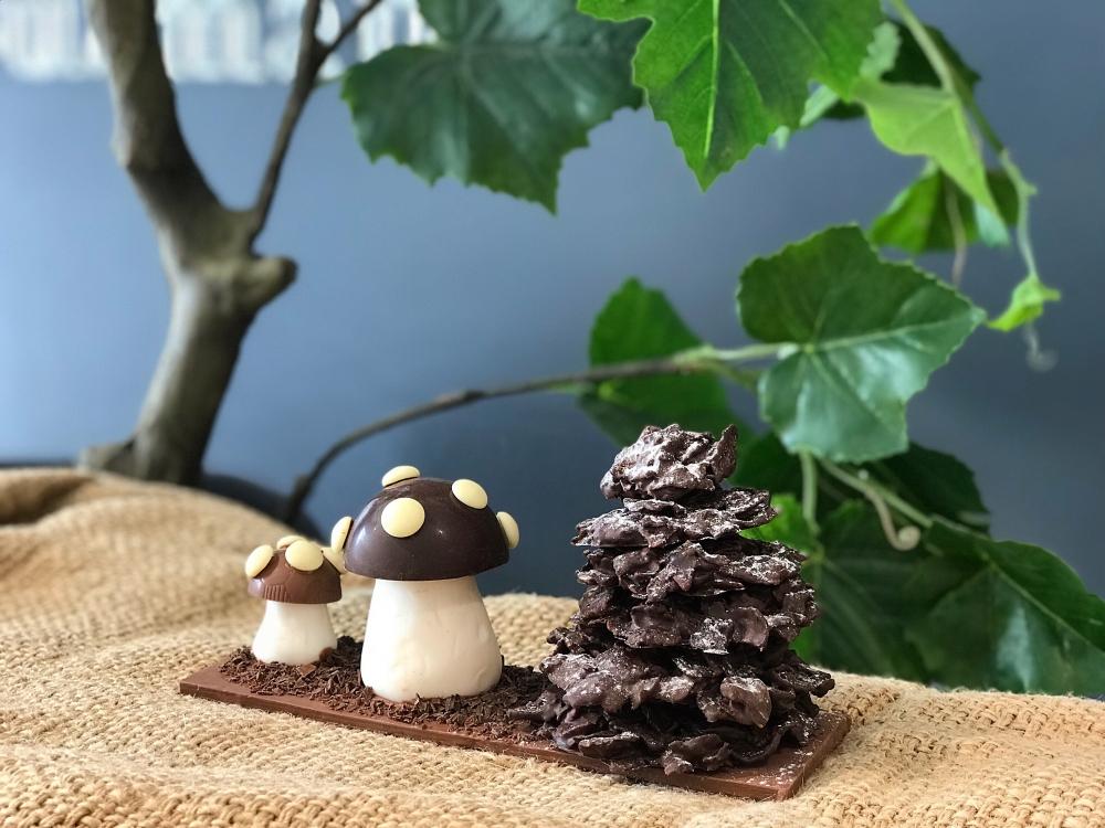 Atelier chocolat d'Automne Enfants
