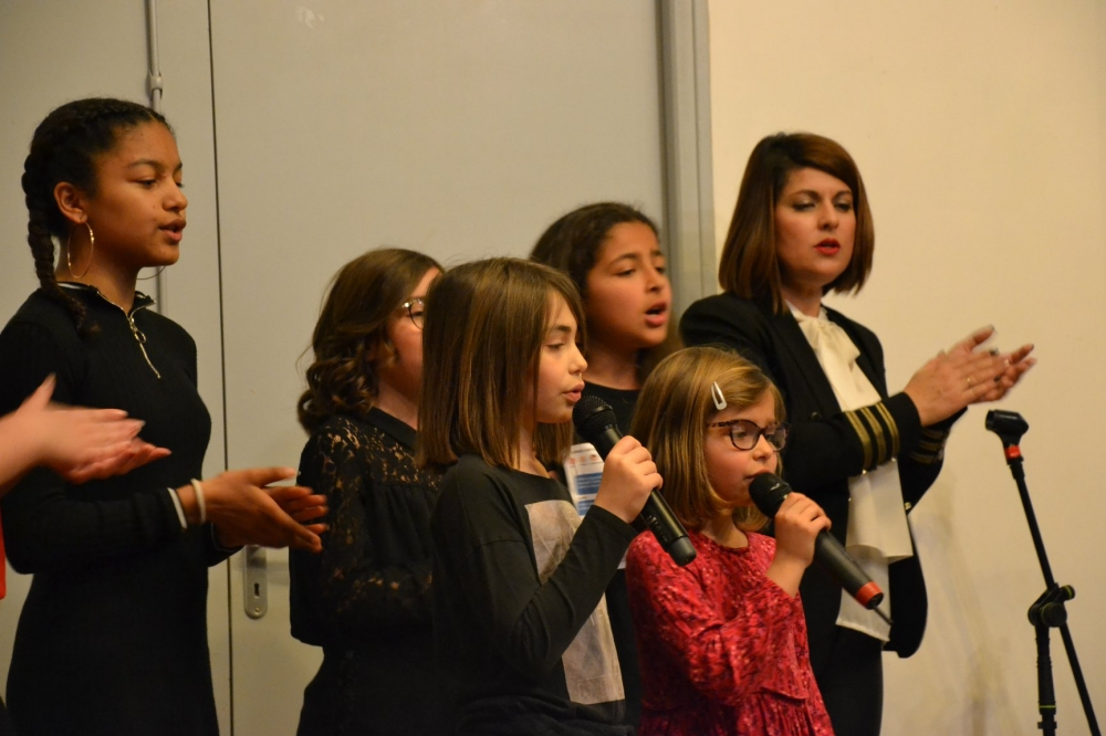 Cours chant vocality kids - Mensuel