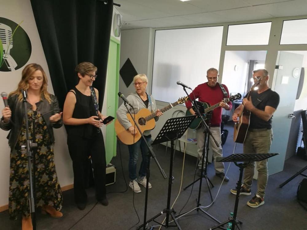 Cours de chant collectifs Adultes