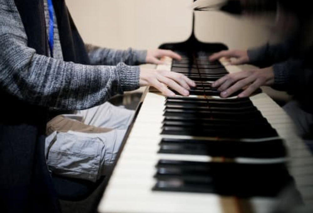 Cours individuel Piano - Trimestre