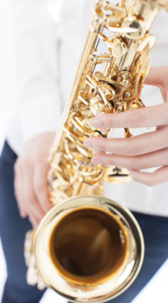 Cours individuel Saxophone - Trimestre