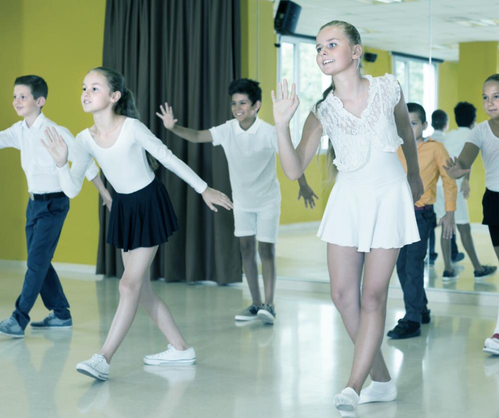 Cours Danse contemporaine 10-12ans/13-16ans - Trimestre