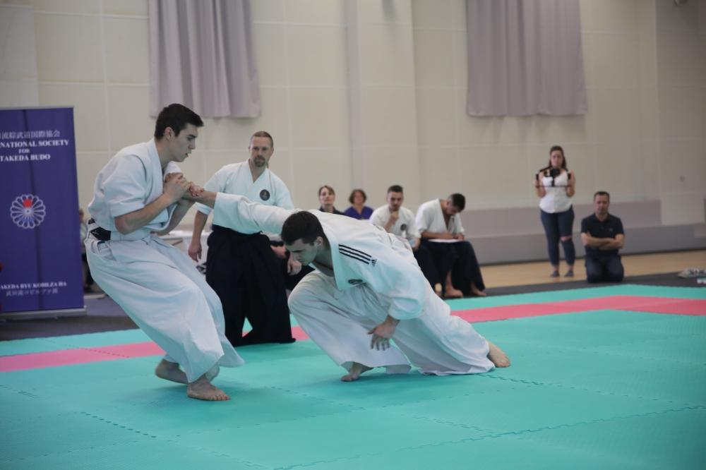 Arts Martiaux - Takeda Budo Spécial Téléthon