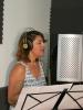 Chant Enregistrement Studio particulier mensuel