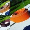 Atelier Cuir : Confection d'une ceinture en cuir