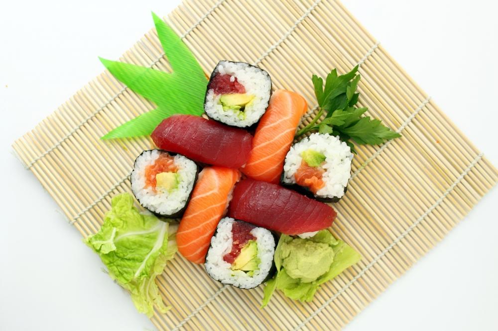 Cuisine Japonaise Végétarienne