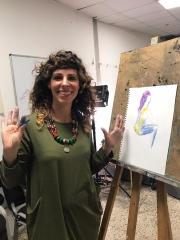 Atelier dessin de nu aix en provence