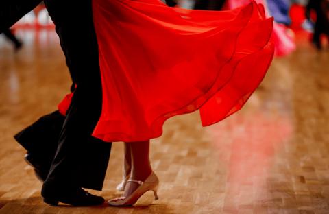 Danses senior Aix-en-Provence