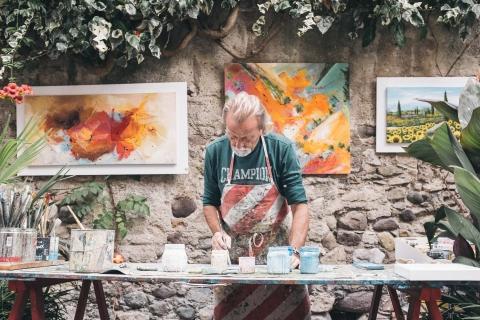 cours de peinture aix en provence