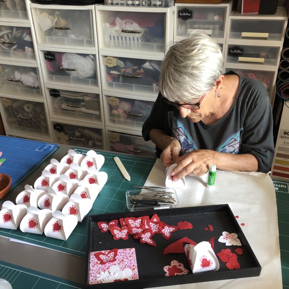 Les ré-créations d'Hortense - Ateliers Do it Yourself  pour un moment créatif entre ami.e.s  à Poleymieux  (69250)