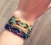 DOLI - Bracelet brésilien / Jonc
