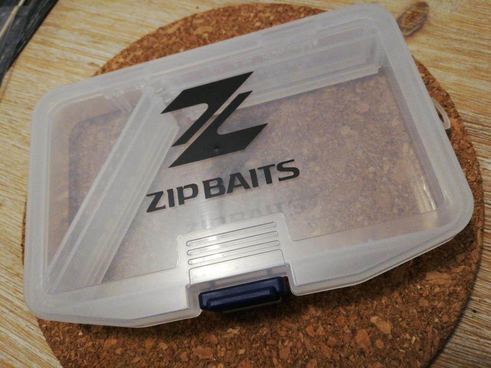 Boîte meiho zip Baits