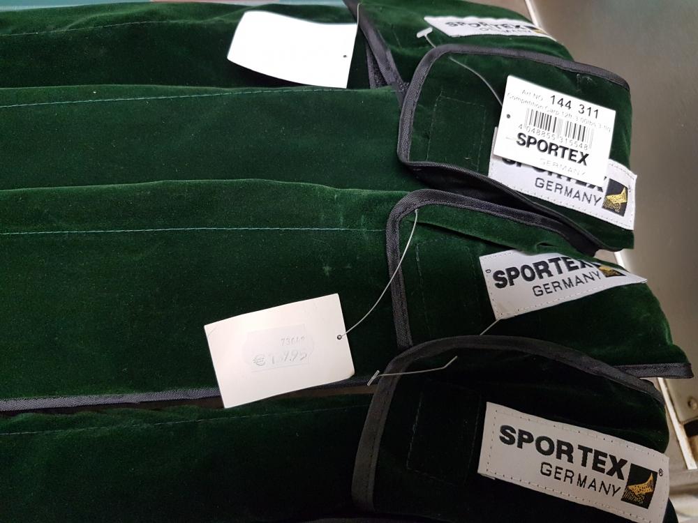 4 cannes SPORTEX COMPÉTITION CARP Neuves 12pieds 3lbs 3brins