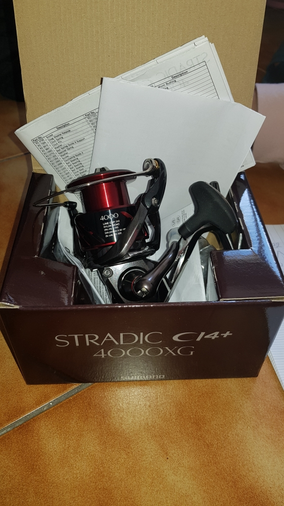 Stradic 4000 ci4+