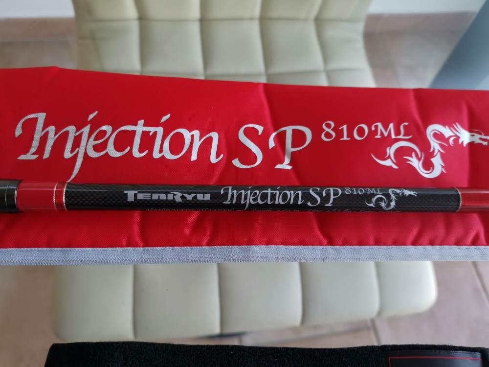 TenRyu Injection SP 810 ML État Neuve