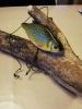 Leurre dur lipless silure Madcat inline rattler 13 cm 110 g