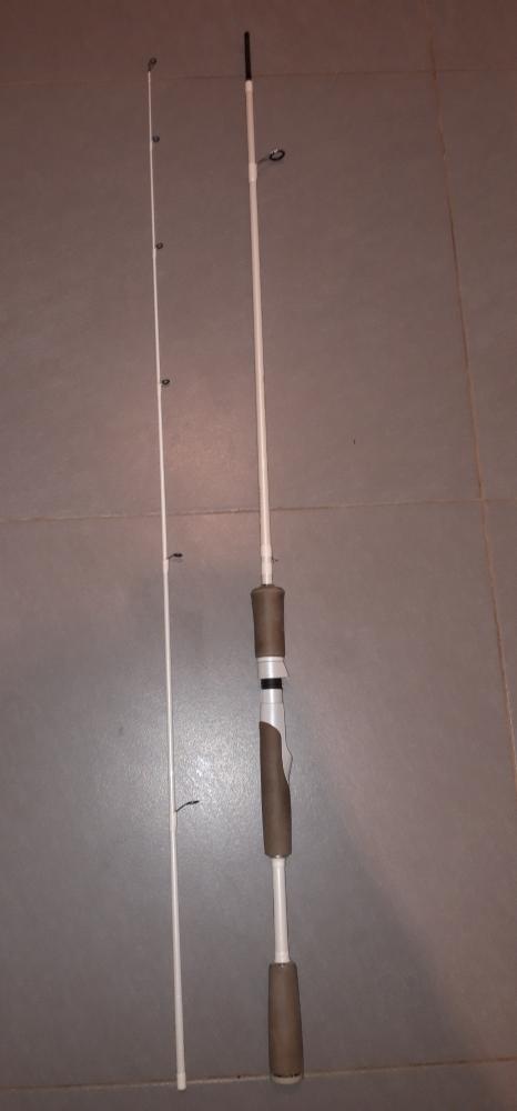 Shimano Stradic 3-15g S61L