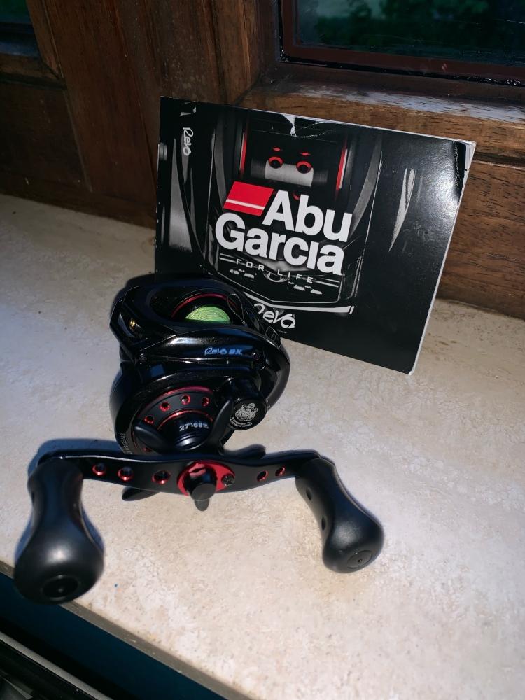 Moulinet Abu Garcia Revo-SX L
