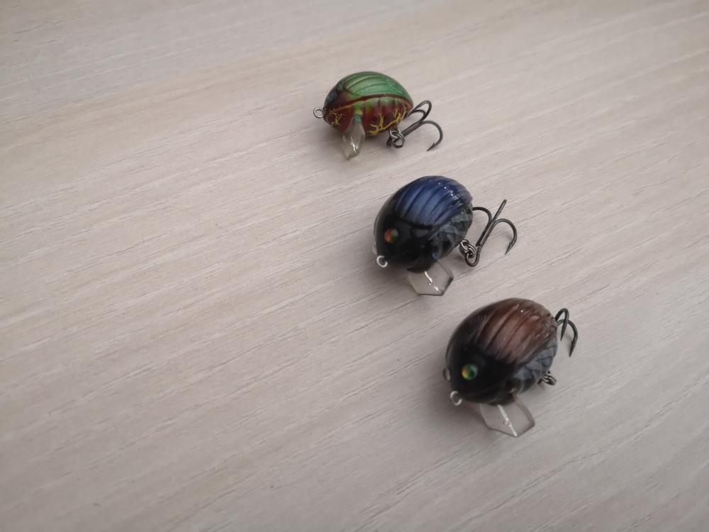 Lot salmo Lil bug