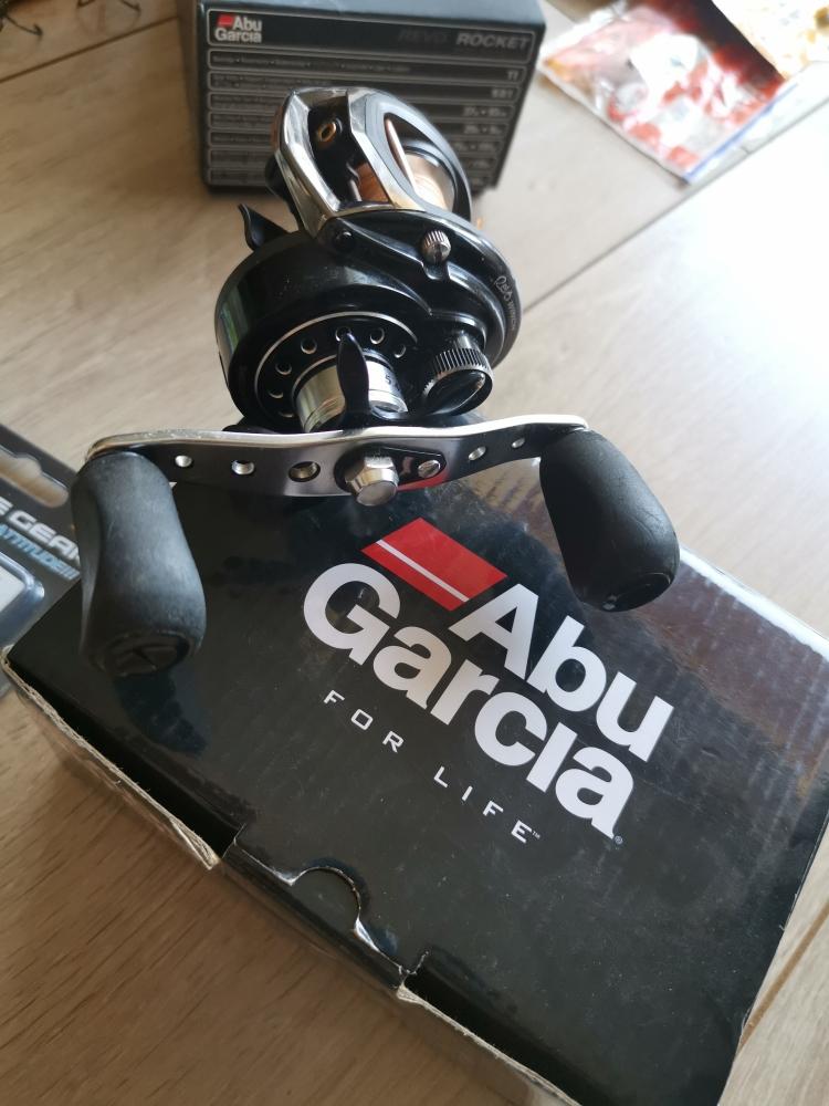 Abu Garcia Revo3 Winch-L