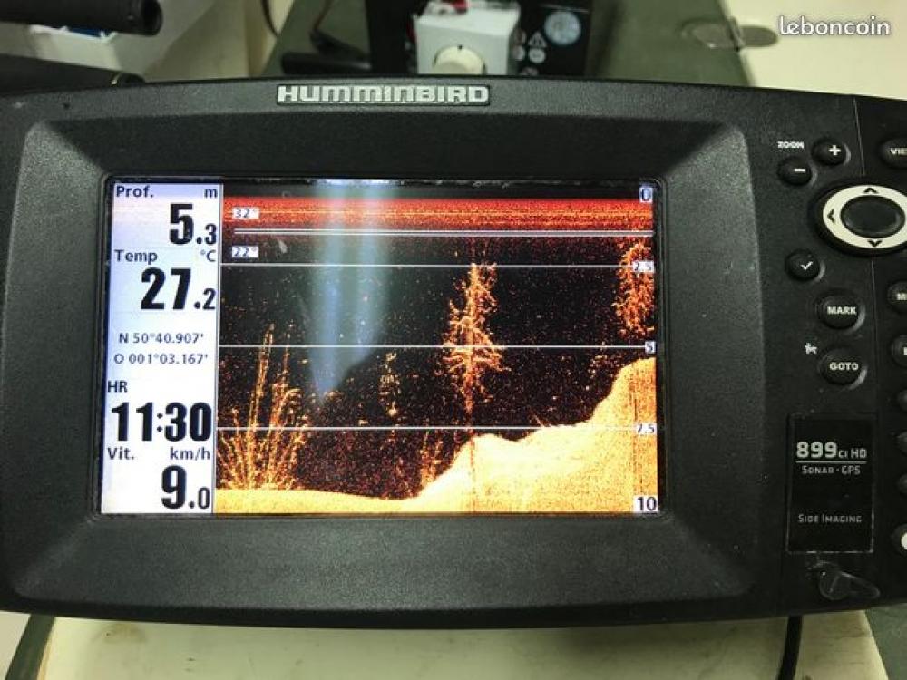 SONDEUR GPS FF899 SI/DI/HD