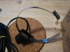 Sonde Airmar P72 fixation moteur électrique compatible Lowrance
