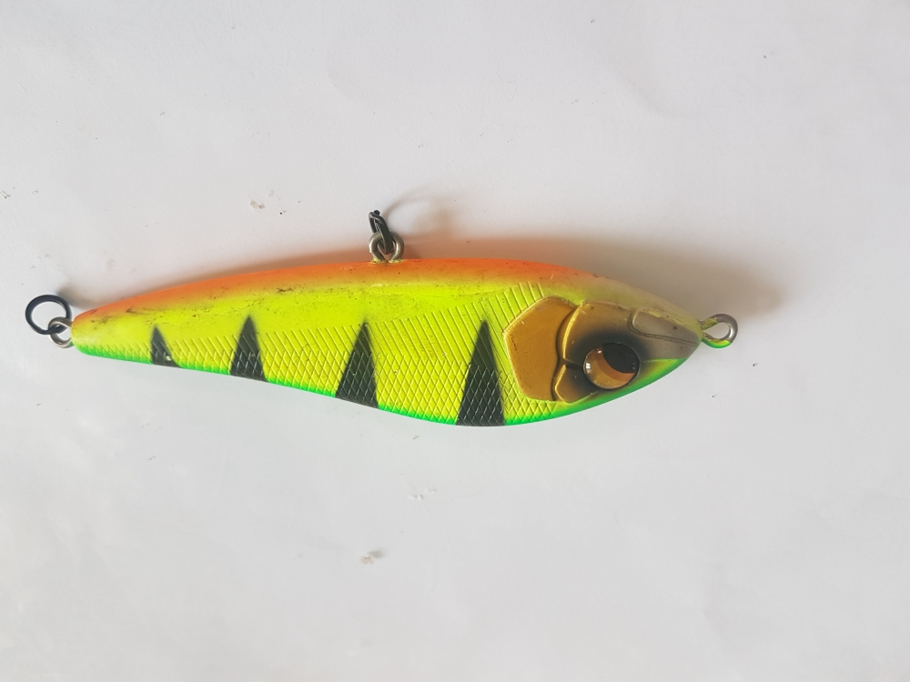 Savage gear Deviator belly up 10cm