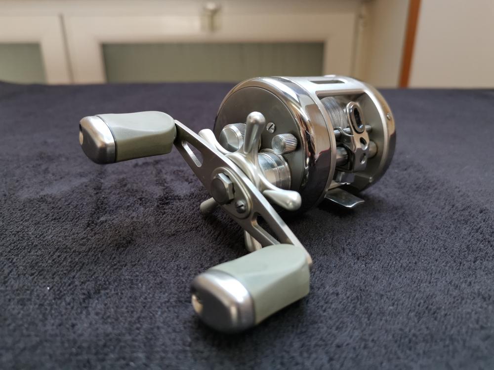 RARE moulinet Ryobi Varius M300