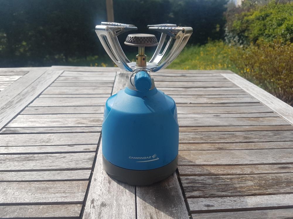 Réchaud camping gaz